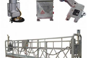 Pabrik-price-zlp800-kosmetik-gondola-kanggo-buiding