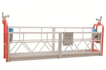 zlp630 dicithak baja facade cleaning ditrapake platform digunakake