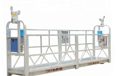 10m 800kg stair scaffolding system aluminum alloy with lifting height 300 m
