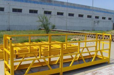 zlp 800 platform pembesaran jendhela sing luwih dhuwur munggah 300m 2.5m * 3 1.8kw 800kg