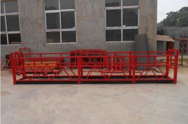 dhuwur - dhuwur bangunan platform kuat dilereni soko tugas zlp500 2m * 2 1.5kw 6.3kn