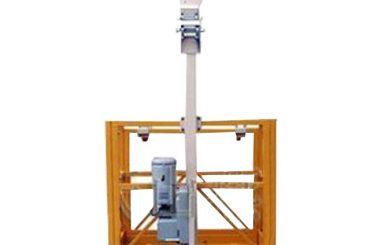 siji wong sing digantung platform zlp100 kanggo pangopènan menara