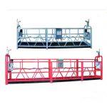 ZLP500 Sarana Akses / Gondola / Cradle / Scaffolding Kanggo Konstruksi