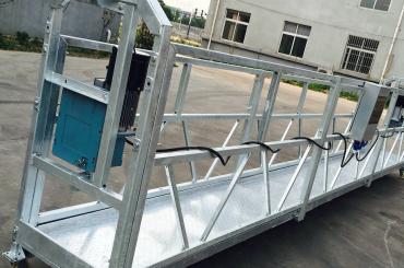jendela reresik zlp630 tali suspended platform gondola cradle karo hoist ltd6.3