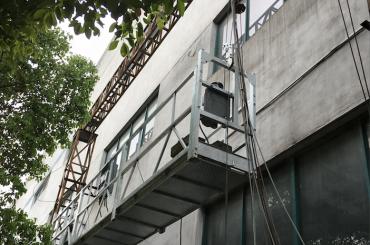 zlp1000 2.5m * 3 2.2kw 8kn cradles akses sing ditanggepi nganggo sistem kontrol listrik