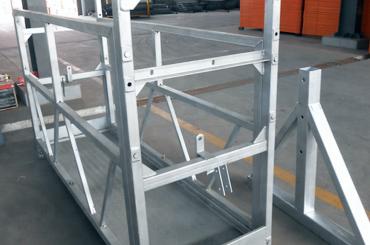 platform pengaman platform pengangkat elevasi tinggi dilindhungi platform zlp630 zlp800 zlp1000