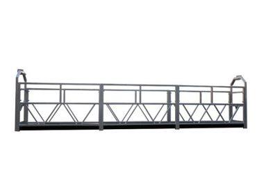 2 x 1.8 kw dilereni soko perancah siji tahap sing digantungake ing cradle zlp800