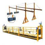 platform akses ditanggepi, platform kerja scp350 / 23s