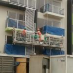 platform sing dilindhungi platform / listrik scaffolding for sale